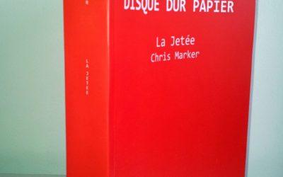 Disque Dur Papier