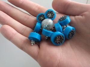 Création des électrodes