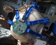 Impression du casque et reception des capteurs open bci