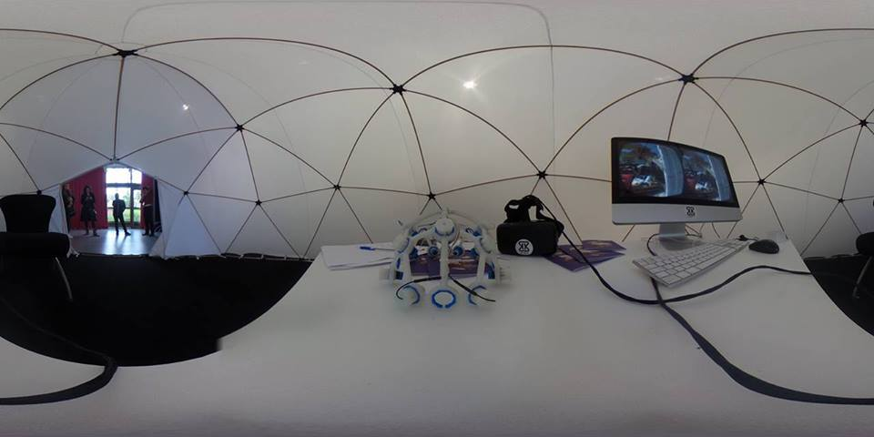 levitation dome 360