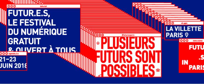 Levitation@festival Futur.e.S, Paris la villette