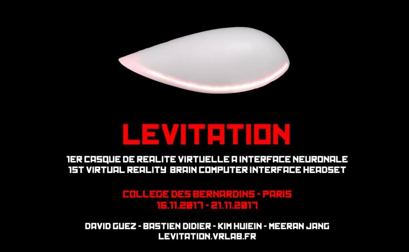 LEVITATION AU COLLEGE DES BERNARDINS